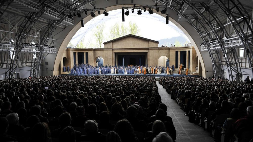 Obermerrgau Passion Play