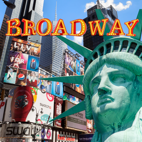 broadway group tour with don grant zellmer